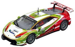 【送料無料】模型車 スポーツカー ランボルギーニhuracan gt3イタリア132モデルカレラlamborghini huracan gt3 italia 132 model carrera
