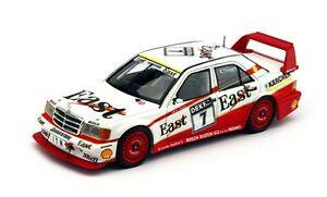 【送料無料】模型車 スポーツカー kthiim dtm 1991143モデルメルセデスベンツ190eevo27mercedes benz 190 e evo2 7 east k thiim dtm 1991 143 model
