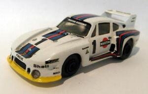 【送料無料】模型車 スポーツカー チームモデル143ホワイトメタル 23n16g porsche 93577マティーニequipe models 143 scale white metal 23n16g porsche 93577 martini unboxed