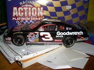 【送料無料】模型車 スポーツカー アクション#デイルアーンハートプラス124 action 1998 nascar 3 dale earnhardt goodwrench plus