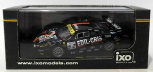 【送料無料】模型車 スポーツカー ネットワークモデルスケールフェラーリグアテマラ#モンツァixo models 143 scale gtm069ferrari f430 gt2 52 2nd fia gt monza 2007