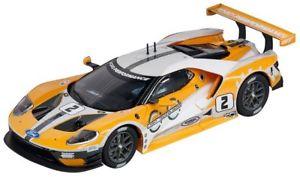 【送料無料】模型車 スポーツカー フォードgtレーシングカー2スロットカー132モデルcarreraford gt race car 2 slot car 132 model carrera
