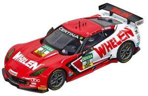 【送料無料】模型車 スポーツカー シボレーコルベットモータースポーツ#スロットカーモデルカレラchevrolet corvette c7 r whelen motorsports 31 slot car 132 model carrera