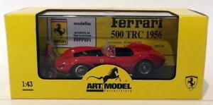 【送料無料】模型車 スポーツカー モデル143art014ferrari trc prova 1956500art model 143 scale art014ferrari 500 trc prova 1956