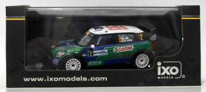 【送料無料】模型車 スポーツカー ネットワークモデルスケールミニ#モンツァラリーixo models 143 scale ram469mini countryman jcw 2 monza rally 2011