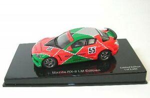 【送料無料】模型車 スポーツカー マツダrx8 lm55mazda rx8 lm edition 55