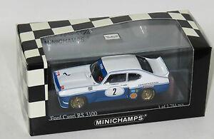 【送料無料】模型車 スポーツカー フォードカプリ#ロルフ143 ford capri rs3100 etc 1974 eifelrennen winner 2   rolf stommelen