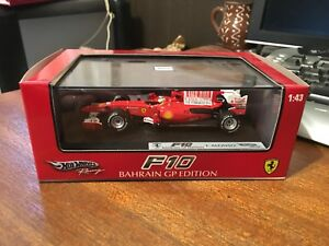 【送料無料】模型車 スポーツカー t6289フェラーリf10バーレーンgpfalonsoホットホイールズf1レーシングhot t6289 wheels f1 gp racing t6289 ferrari ferrari f10 bahrain gp edition falonso boxed, KID BLUE 公式:d5db910d --- mail.ciencianet.com.ar