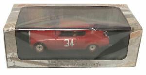 【送料無料】模型車 スポーツカー スパークポルシェ#タルガフローリオスケールspark porsche 9082 266 winner targa florio 1969 mitterschutz 143 scale