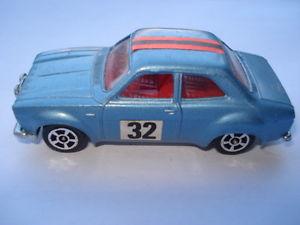 【送料無料】模型車 スポーツカー オリジナルコーギーフォードエスコートラリーカーscarce original 19714 no 63 corgi juniors whizwheels ford escort rally car no32