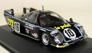 【送料無料】模型車 スポーツカー quartzo 143qlm018ロンドーm379bルマン1980ダイカストモデルカーquartzo 143 scale qlm018 rondeau m379b le mans winner 1980 diecast model car