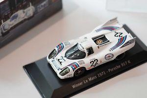 【送料無料】模型車 スポーツカー スパークポルシェkルマンマティーニ#spark porsche 917 k 1971 143 143 winner スポーツカー le mans 1971 martini 22, オオタシ:56c15d64 --- mail.ciencianet.com.ar