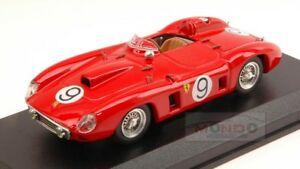 【送料無料】模型車 スポーツカー フェラーリ#スパグレゴリーアートモデルアートモデルferrari 290 mm art 9 m 2nd 24h mm spa 1957 m gregory 143 art model art272 model, ペイント ショップ:842c1963 --- mail.ciencianet.com.ar