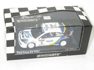 【送料無料】模型車 スポーツカー フォードフォーカスフォードラリーアルゼンチンデュバル143 ford focus rs wrc ford rs rally argentina 2003 fduval