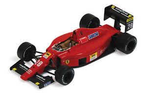 【送料無料】模型車 スポーツカー フェラーリgバーガー198928ポルトガルgp 143 la storia sf3089 ixoモデルferrari g berger 1989 28 portugal gp 143 la storia sf3089 ixo model