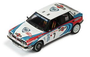 【送料無料】模型車 スポーツカー ランチアデルタマティーニモンテカルロラリー143 lancia delta integrale 16v martini winner monte carlo rally 1990 dauriol
