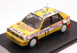 【送料無料】模型車 スポーツカー ランチアデルタ#モンテカルロモデルlancia delta integrale 11 7th monte carlo 1989 d cerrato g potty 143 model