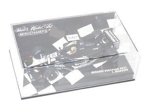【送料無料】模型車 スポーツカー ミナルディマルケスシーズン143 minardi european ps01  tmarques 2001 season