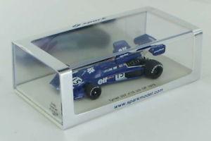 【送料無料】模型車 スポーツカー ティレルフォードミシェルグランプリアメリカtyrrell ford 007 michel leclere gp usa 1975 143 s1881