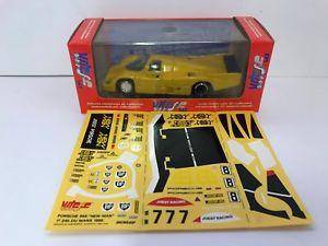 【送料無料】模型車 スポーツカー モデルポルシェヨーストレーシングマンルマンvitesse models 143 322 porsche 956 joest racing man winner le mans 1985