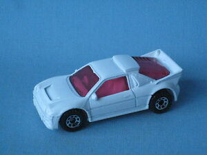 【送料無料】模型車 car スポーツカー マッチフォードホワイトボディバージョンラリーカーモデルカーmatchbox rs200 ford rs200 white body rare white version rally car boxed toy model car, モデルノ:f4a14316 --- mail.ciencianet.com.ar