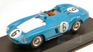 【送料無料】模型車 143 スポーツカー art フェラーリモンツァ#キロアートモデルアートferrari 750 1956 monza 6 2nd 1000 km parigi 1956 lucasschell 143 art model art164, アマダグン:c373da99 --- mail.ciencianet.com.ar
