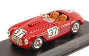 【送料無料】模型車 スポーツカー フェラーリクモ#シルバーストーンセラフィニアートモデルアートferrari 166 mm spider 37 2nd silverstone 1950 d serafini 143 art model art107