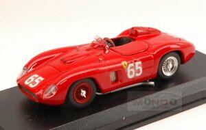 【送料無料】模型車 スポーツカー フェラーリ#モンツァドアートモデルアートモデルferrari 500 tr 65 monza 1956 gendebiende portago 143 art model art050 model