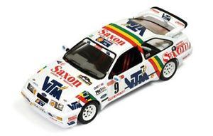 【送料無料】模型車 スポーツカー フォードシエラコスワースサクソンラリーダンイープルベルギーマクレーリンガー143 ford sierra rs cosworth saxon rally dypres belgium 1990 cmcraedringer