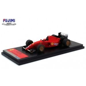 【送料無料】模型車 スポーツカー スケールフェラーリテストシューマッハtrue scale miniatures 11fj011c ferrari 412 t2 test car m schumacher 1995 143rd
