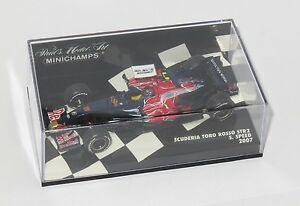 【送料無料】模型車 スポーツカー トロロッソコスワースシーズンスコットスピード143 toro rosso cosworth str2 season 2007  scott speed