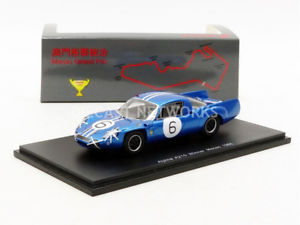 【送料無料 alpine】模型車 スポーツカー スパークアルパインマカオspark 143 1966 alpine a210winner macau 143 gt 1966 43mc66, シンカワチョウ:d31537f7 --- sunward.msk.ru