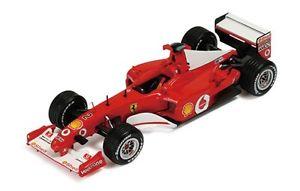 【送料無料】模型車 スポーツカー フェラーリラストーリアコレクションフェラーリヨーロッパバリチェロferrari la storia 143 collection ferrari f2002 european gp 2002 rbarrichello