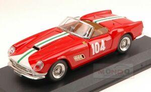 【送料無料】模型車 104 mo スポーツカー フェラーリスパイダーカリフォルニア#アートferrari 250 spider calif スポーツカー 104 salsomagg sant1959 randaccio 143 type art112 mo, HYカンパニー:a837ec5d --- sunward.msk.ru