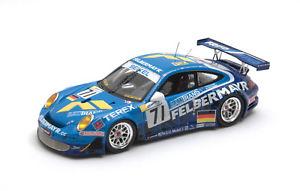 【送料無料】模型車 スポーツカー スパークモデルポルシェグアテマラチームモータースポーツspark model 143 porsche 997 gt3 rsr team seikel motorsport lm 2007 s1902 *mib*