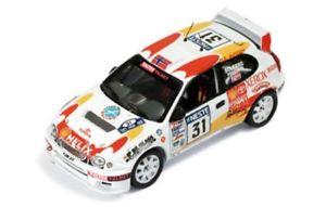 【送料無料】模型車 スポーツカー 143トヨタカローラwrcシェルヘリックスフィンランド2000hsolberg143 toyota corolla wrc shell helix rally finland 2000 hsolberg