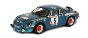 【送料無料】模型車 スポーツカー trofeu 805 822 alpine renault a110モデルルマンcollombandruet 143trofeu 805 822 alpine renault a110 model rallyle mans cars collo