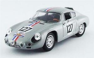 【送料無料】模型車 スポーツカー ポルシェabarth n127ツールドフランス1961 bouchetaury 143be9580モデルporsche abarth n127 tour de france 1961 bouchetaury 143 best be9580 mo