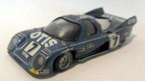 【送料無料】模型車 スポーツカー スケールホワイトメタルルマンlemans 143 scale white metal 23n16j rondeau m379 unboxed