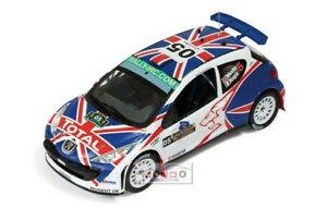 【送料無料】模型車 スポーツカー プジョー#ブラジルネットワークpeugeot 207 5 brazil 2009 143 ixo ram368