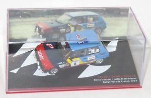 【送料無料】模型車 スポーツカー タルボットラリーヴィラデジャネススペイン143 talbot samba rallye  rallye villa de llanes spain 1984 bmoratal