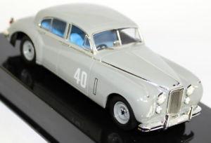 【送料無料】模型車 スポーツカー ネットワークスケールジャガー#シルバーストーンモスモデルカーixo 143 scale rac238 jaguar mkvii 40 silverstone tc 1953 s moss model car