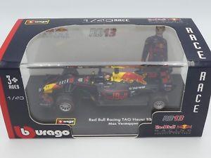 【送料無料】模型車 スポーツカー レッドブルレーシング#bburago 143 max verstappen red bull racing rb13 33 f1 2017 with driver in car