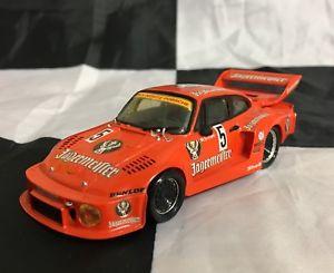 【送料無料】模型車 スポーツカー #ポルシェモデルカーrecord 143 hand built 5 jagermeister porsche 935 77a drm 1978 resin model car