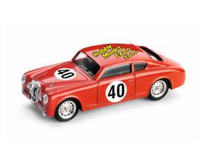 【送料無料】模型車 スポーツカー ランチアアウレリア#クーペホビーモデルlancia aurelia b20 40 coupe 1952 hobby model expo 2016 red brumm 143 bms1624 m