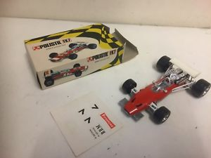 【送料無料】模型車 スポーツカー イタリアフォーミュラスケールモデルpolistil italy brm formula one 132 scale model toy fk7