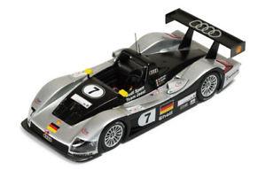 【送料無料】模型車 スポーツカー アウディチームヨーストルマン#カペッロ143 audi r8r team joest le mans 24 hrs 1999 7 capelloalboretoaiello