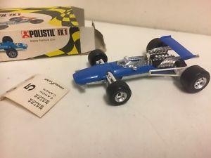 【送料無料】模型車 スポーツカー イタリアロータスクライマックスフォーミュラスケールモデルpolistil italy lotus climax formula one 132 scale model toy fk1