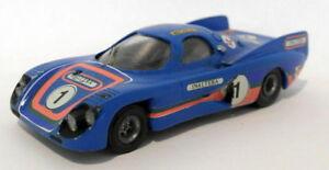 【送料無料】模型車 スポーツカー ノーブランドスケールホワイトメタルスポーツチームルマンunbranded 143 scale white metal 12apr16 equipe inaltera le mans 1976