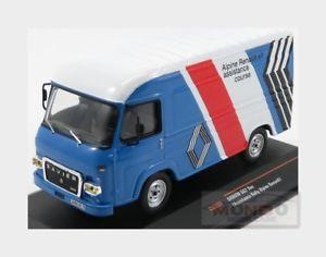 【送料無料】模型車 スポーツカー ヴァンラリールノーネットワークモデルsaviem sg2 van assistance rally renault alpine 1973 ixo 143 clc299 model